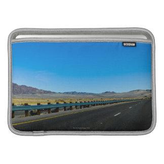 I-15 Highway, Los Angeles to Las Vegas Sleeve For MacBook Air