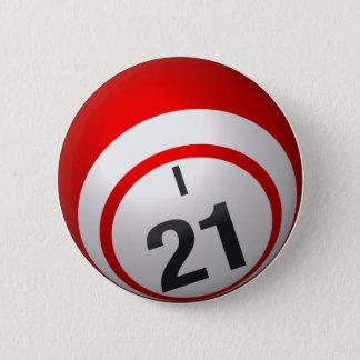 I 21 bingo button
