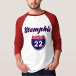 I-22 Memphis Playera