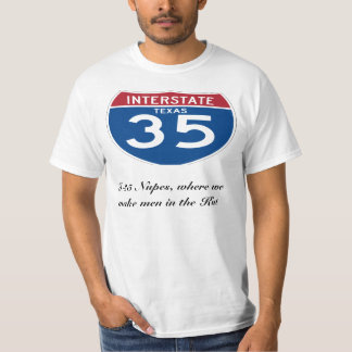 I-35 Nupe Edition T-Shirt