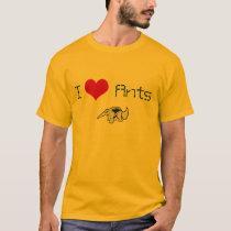 I <3 Ants T-Shirt