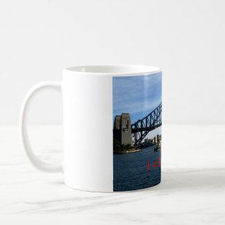 I <3 Australia Coffee Mug