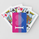 I <3 BICYCLE PLAYING CARDS