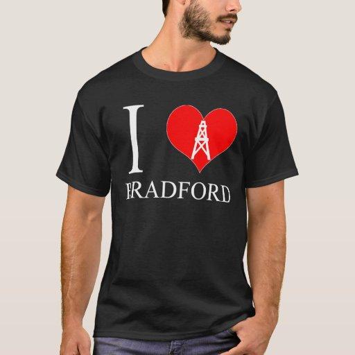I <3 Bradford Playera