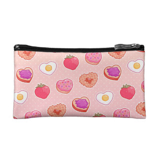 I <3 Breakfast Cosmetic Bag
