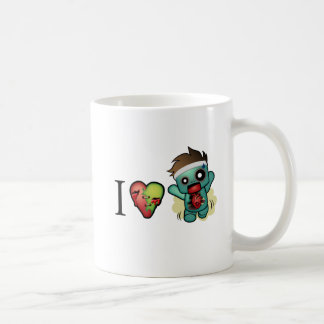 I 3 Cardio-Zombies Are Everywhere Coffee Mugs