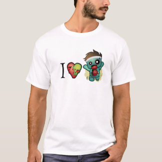 I <3 Cardio-Zombies Are Everywhere! T-Shirt