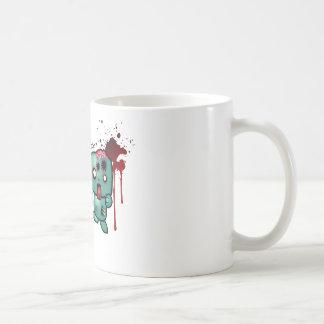 I <3 doubletaps- Zombies are everywhere Coffee Mug