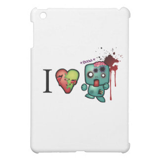 I 3 doubletaps- Zombies are everywhere Cover For The iPad Mini