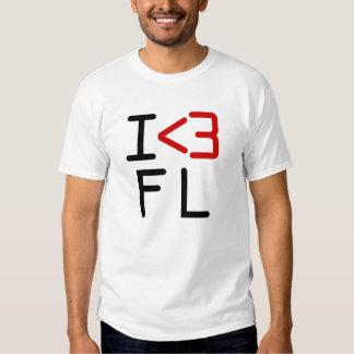 I <3 FL T-SHIRT