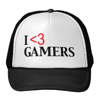 I <3 Gamers Hat