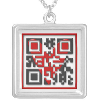 I <3 Geeks Custom Necklace