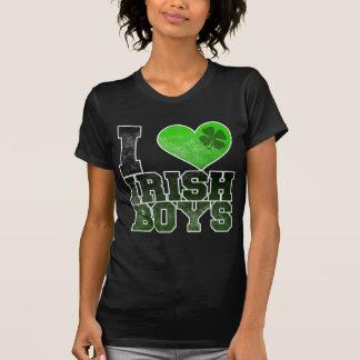I <3 Irish Boys T-Shirt