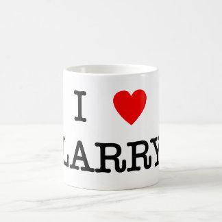 I <3 Larry Mug