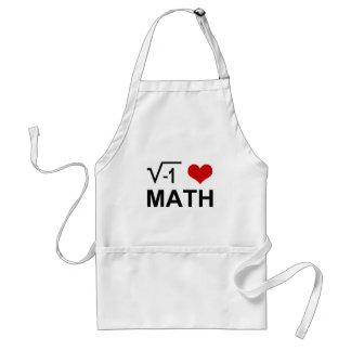 I <3 Math Aprons