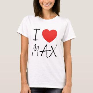 I <3 Max T-Shirt