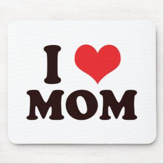 I <3 Mom Mouse Pad
