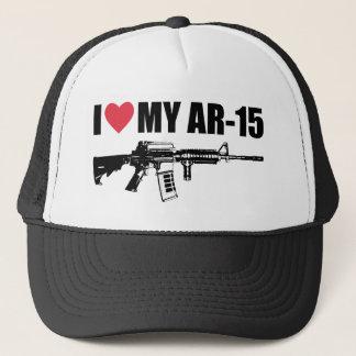 I <3 My AR-15 Trucker Hat
