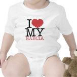 I <3 My Babcia T-shirts
