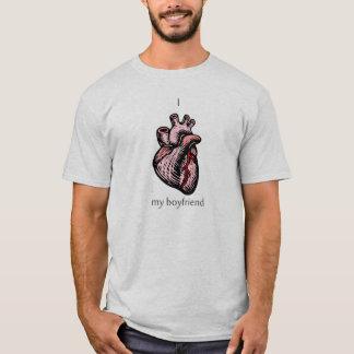 I <3 my boyfriend T-Shirt