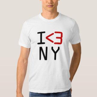 I <3 NY T-SHIRT