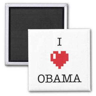 I <3 Obama magnet