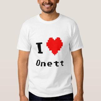 I <3 Onett Poleras