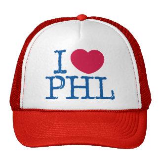 I 3 PHL Shirt Red Blue Hat