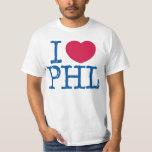 I <3 PHL Shirt (Red/Blue) Value Shirt