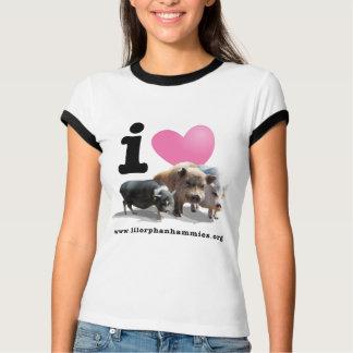 I <3 Pigs T-Shirt