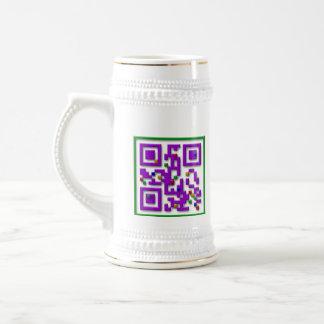 I <3 Pixels, I Heart Pixels Beer Stein