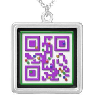 I <3 Pixels, I Heart Pixels Necklaces