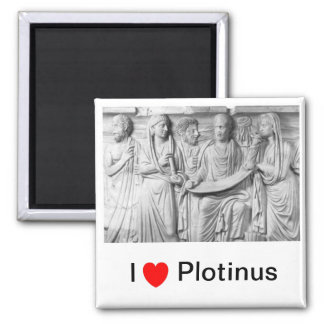 I <3 Plotinus Fridge Magnets