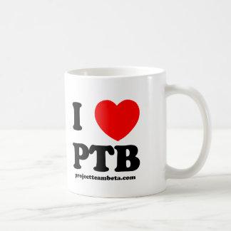 I <3 PTB Mug