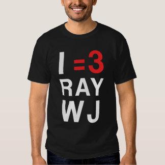 I =3 RayWJ Playera