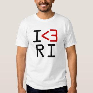 I <3 RI SHIRT