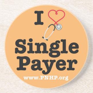 I <3 Single Payer Coaster