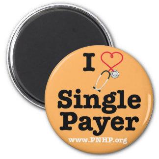 I <3 Single Payer Magnet