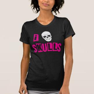 I <3 Skulls 2 Shirt