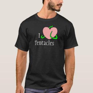 I <3 Tentacles Dark T-shirt