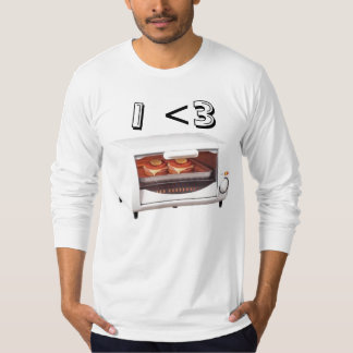 I <3 Toaster Oven T-Shirt