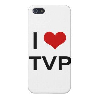 I <3 TVP iPhone 5 FUNDA