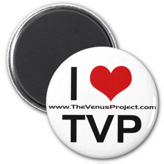 I <3 TVP MAGNET
