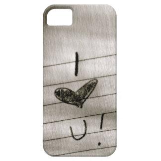 I <3 U! Phone case