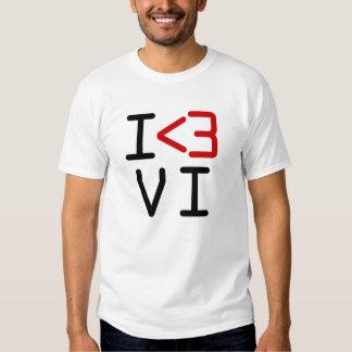 I <3 VI SHIRT
