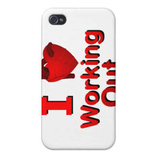 I 3 Working Out iPhone 4/4S Case