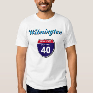 I-40 Wilmington T Shirt