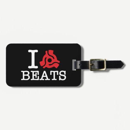 I 45 Adapter Beats Luggage Tag
