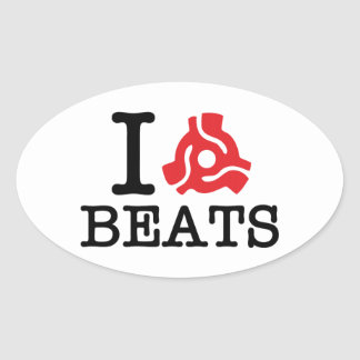 I 45 Adapter Beats Sticker