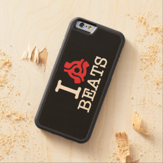 I 45 Adapter Beats Carved® Maple iPhone 6 Bumper Case